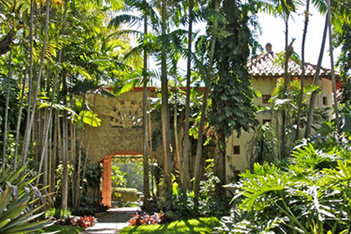 Projects william b medellin architect - National tropical botanical garden ...